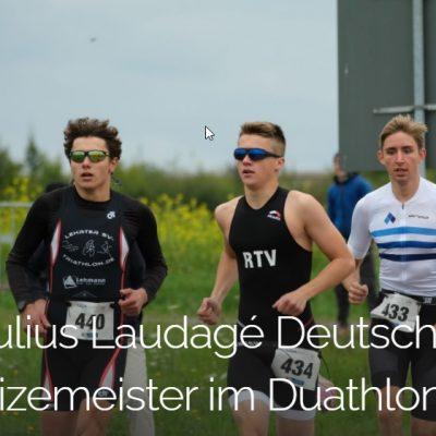 Deutsche-Duathlon-Meisterschaften der Jugend in Halle